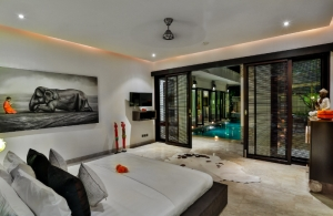 The Residence Seminyak - Villa Amala - Bedroom two