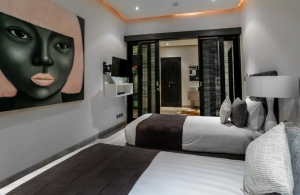 The Residence Seminyak - Villa Amala - Bedroom three