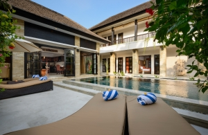 The Residence Seminyak - Villa Amman - Lounge chair