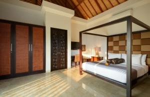 The Residence Seminyak - Villa Amman - Bedroom