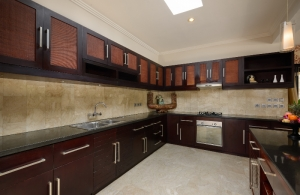 The Residence Seminyak - Villa Amman - Kitchen