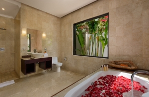 The Residence Seminyak - Villa Amman - Bathroom