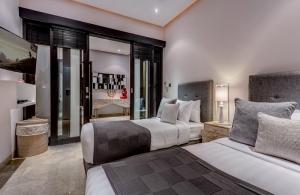 The Residence Seminyak - Villa Jepun - Twin bedroom
