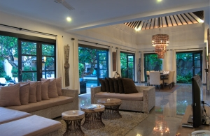 The Residence Seminyak - Villa Senang - Living area