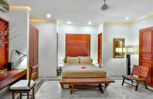 The Residence Seminyak - Villa Shanti - Bedroom four interior