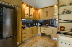 The Residence Seminyak - Villa Siam - Kitchen