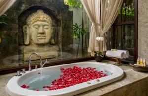 The Residence Seminyak - Villa Siam - Bedroom three interior