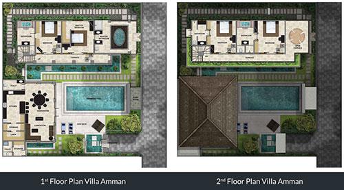 Seminyak Residence - Villa Amman