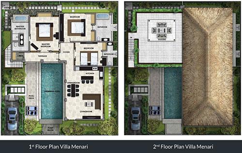 Seminyak Residence - Villa Menari