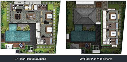 Seminyak Residence - Villa Senang