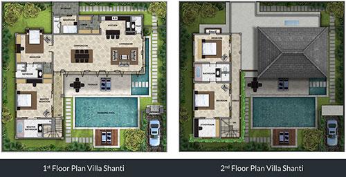 Seminyak Residence - Villa Shanti