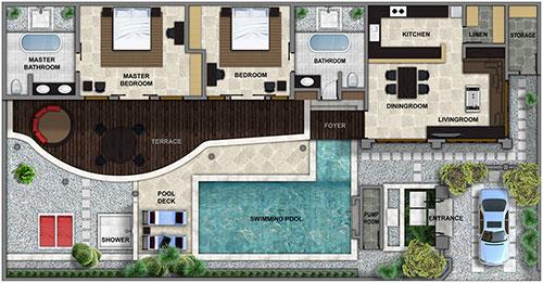 Seminyak Residence - Villa Zensa