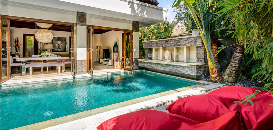 The Residence Seminyak, Villa Zensa, 1&2 bedrooms villa