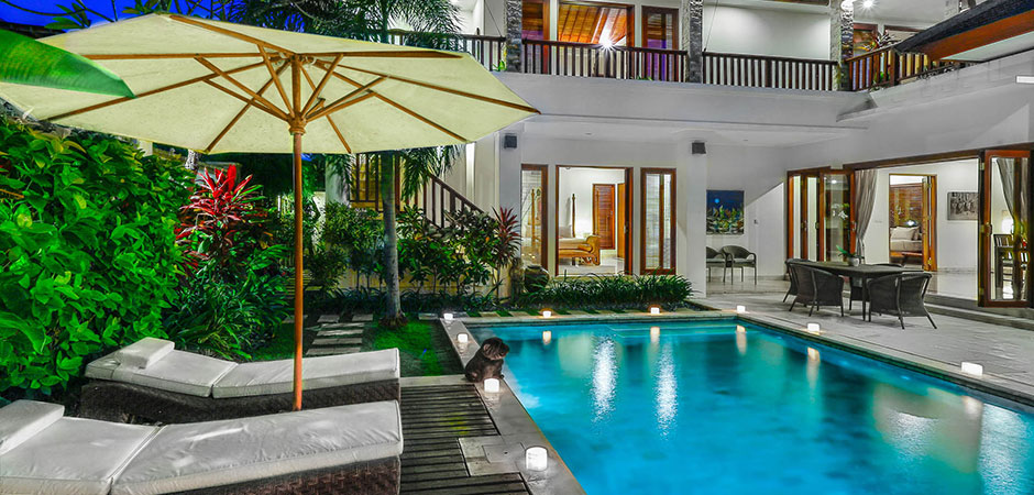 The Residence Seminyak, Villa Shanti, 1&2 bedrooms villa