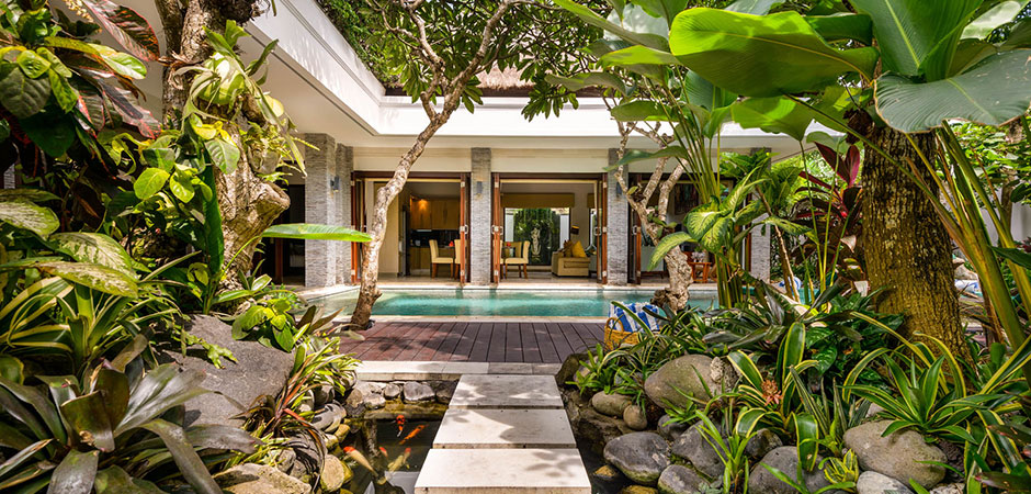 The Residence Seminyak, Villa Siam, 1&2 bedrooms villa